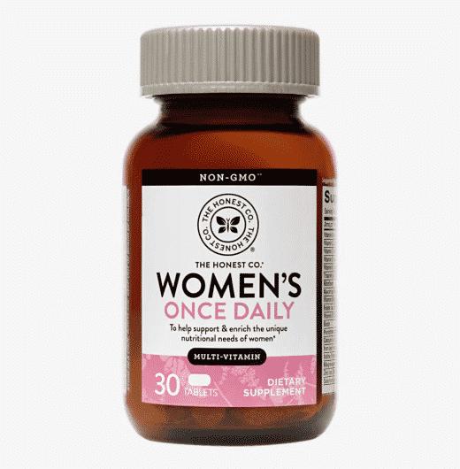 honest co womens multivitamin review