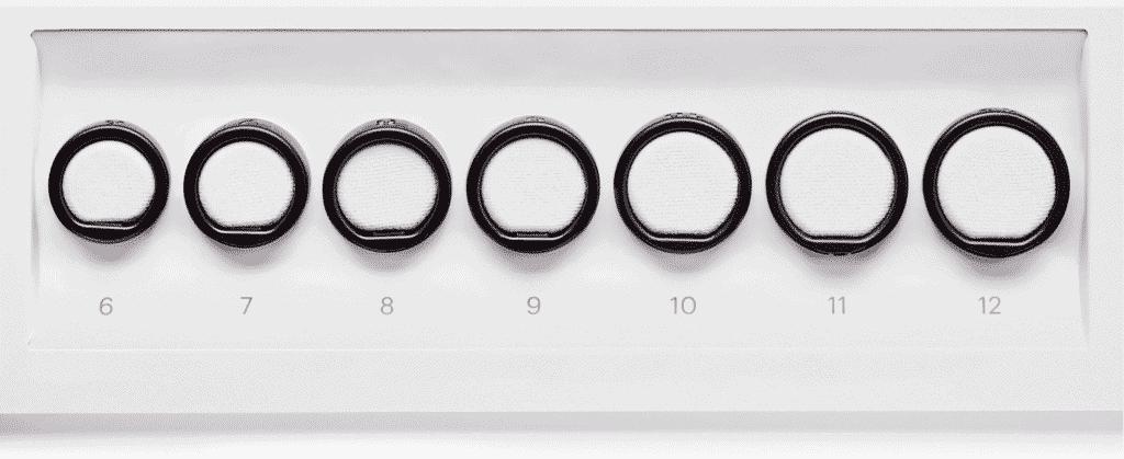 Motiv ring fitting kit