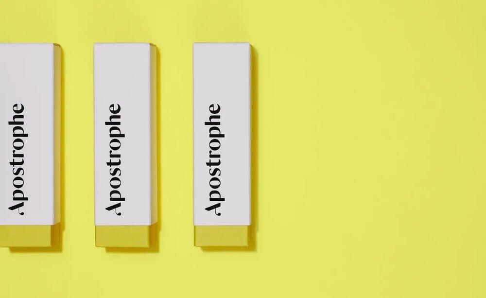 Apostrophe Dermatology and Skincare