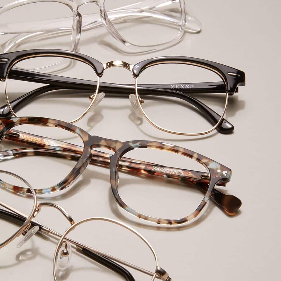 Block by Zenni glasses