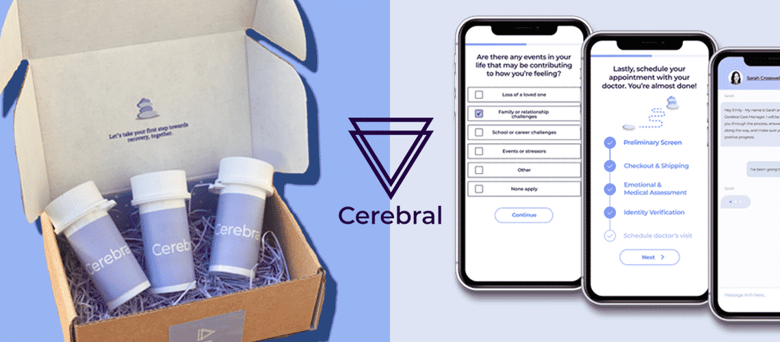 GetCerebral.com for Anxiety & Depression