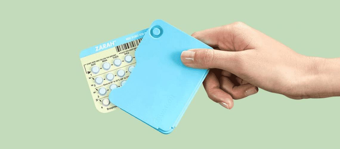 Nurx birth control delivery
